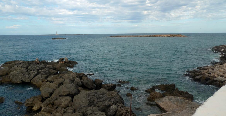 Gallipoli appartamenti sul mare in vendita