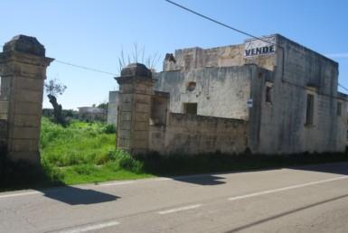 Casa antica in campagna vicino a Gallipoli - Matino casale con terreno