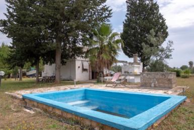 villa in campagna a Gallipoli
