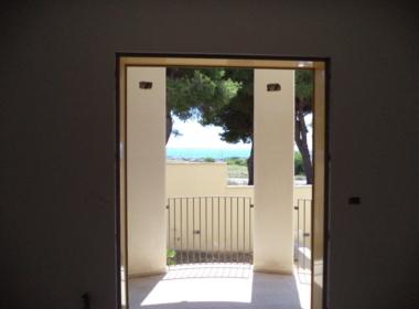 villa vista mare a Gallipoli