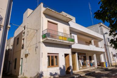 abitazione terracielo Taviano