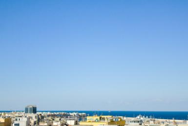 Gallipoli zona centrale - Attico panoramico vista mare in vendita