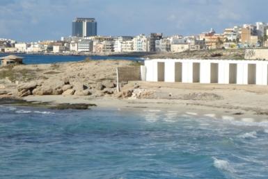 Gallipoli - Abitazione vista mare in vendita Lido San Giovanni