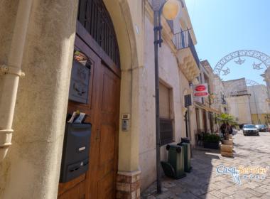 palazzotto nel centro storico di Matino