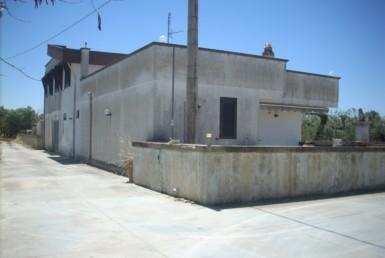 Villa con terreno a Ruffano