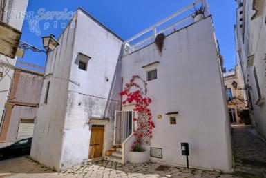 abitazione centro storico a Matino in vendita