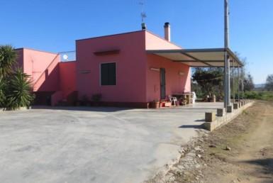 villa Gallipoli Alezio in vendita