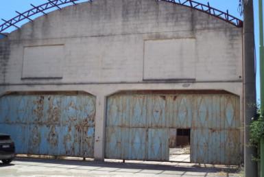 capannone artigianale in vendita a Racale