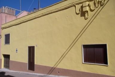 abitazione centro storico Parabita
