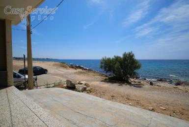 fronte mare Gallipoli Mancaversa in vendita