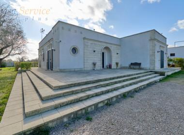 villa in vendita a Supersano