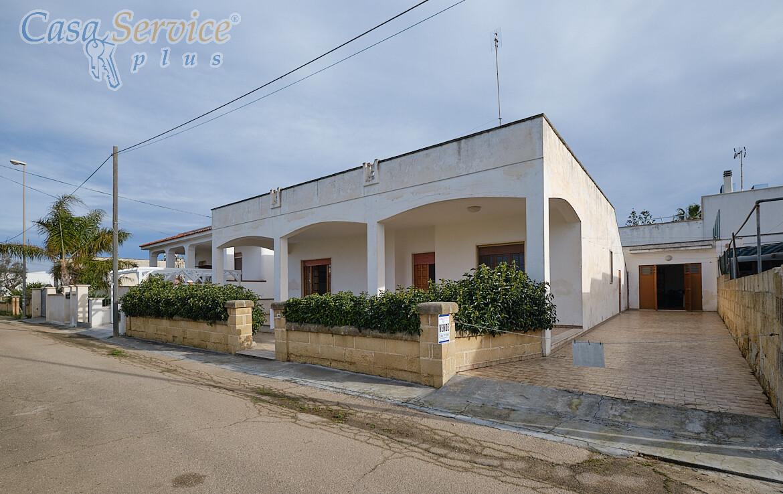 Villa vicino al mare e a Gallipoli in vendita