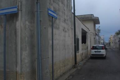 abitazione a Melissano