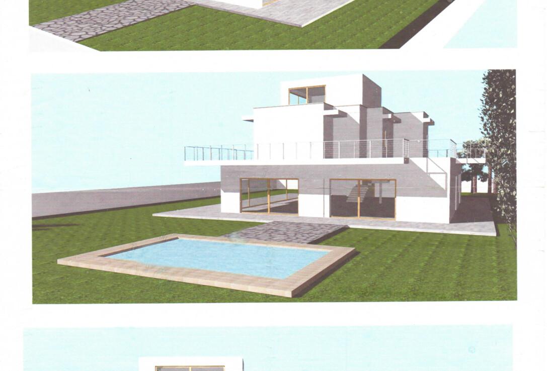 villette nuova costruzione Lecce