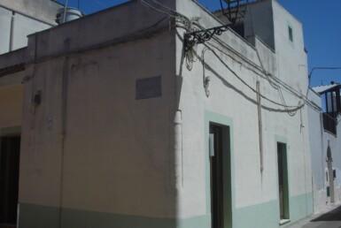 Casarano - Abitazione indipendente nel centro storico in vendita