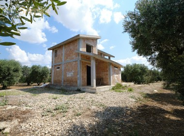 villa in campagna a Casarano