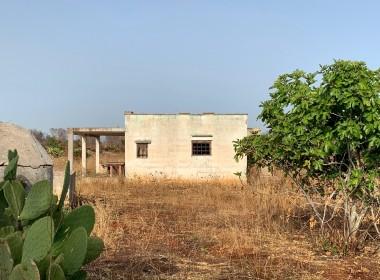 casa in campagna a Parabita