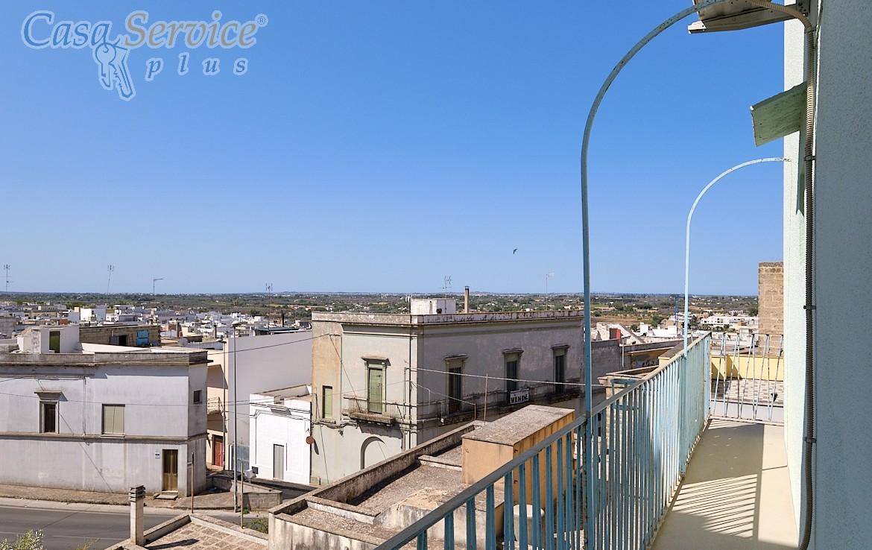abitazione indipendente vista panoramica Matino